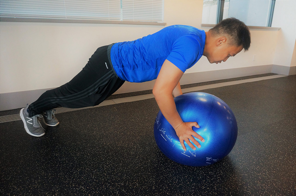 Exercise Therapy Burnaby BC