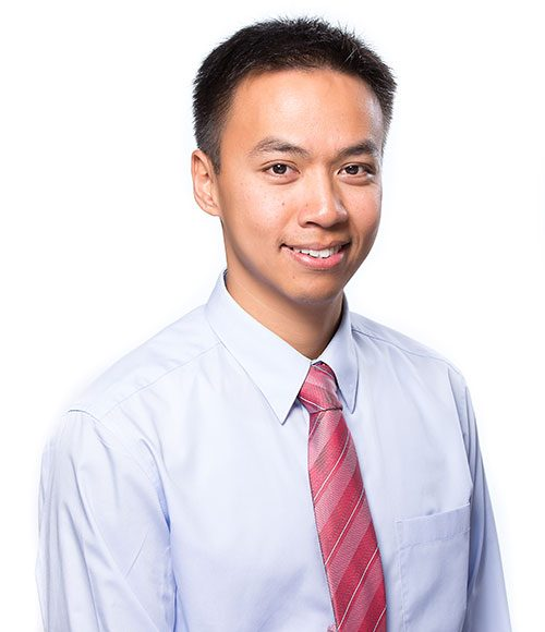Mike Wong Registered Physiotherapist
